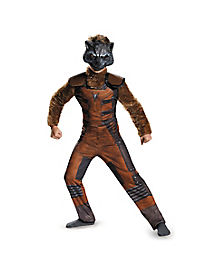 Guardians of the Galaxy Rocket Raccoon Child Costume