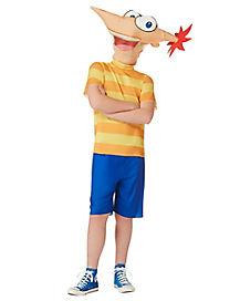 Kids Phineas Costume - Phineas and Ferb