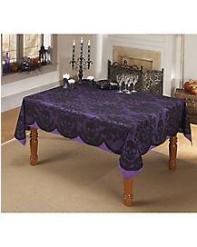 Skulls Lace Tablecloth