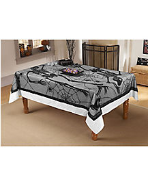 Skeleton Lace Tablecloth
