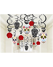 Sugar Skull Swirls Mega Value Pack