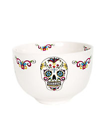 Sugar Skull Candy Dish