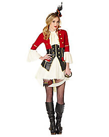 Pirate Captain Womens Costume