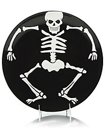 Skeleton Ceramic Platter