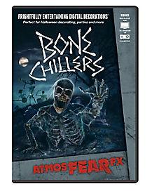 AtmosFEARfx Bone Chillers DVD