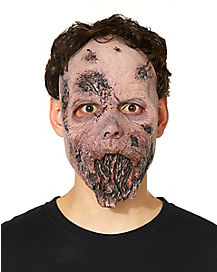Walking Dead Jawless Walker Half Mask
