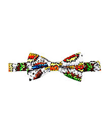 Comic Book Bow Tie