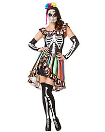 Spanish Sweetie Adult Womens Costume