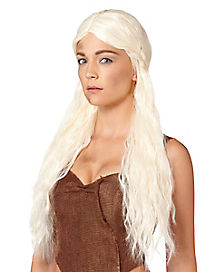 Game of Thrones Daenerys Targaryen Dothraki Wig