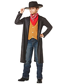 Kids Renegade Cowboy Costume