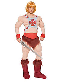 Adult He Man Costume - He Man