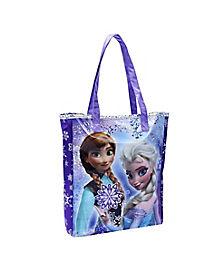 Snowflake Frozen Tote - Disney