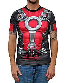 Deadpool Tee Mens Costume
