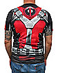 Deadpool Sublimated Marvel Comics T Shirt - Marvel Comics