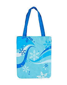 Snowflake Treat Bag