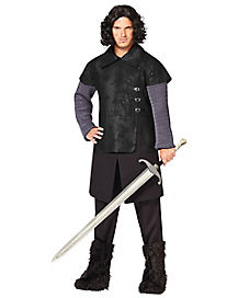 Game of Thrones Jon Snow Adult Mens Costume