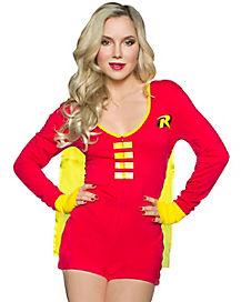 Robin Romper Womens Costume