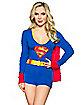 Supergirl Romper - Superman