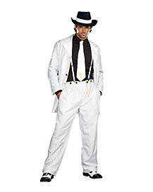 Adult Zoot Suit Riot Costume