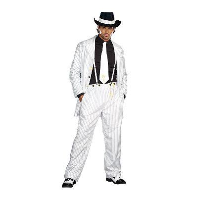 Vintage Men's Costumes – 1920s, 1930s, 1940s, 1950s, 1960s Adult Zoot Suit Riot Costume $59.99 AT vintagedancer.com