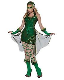 Adult Evergreen Enchantress Costume