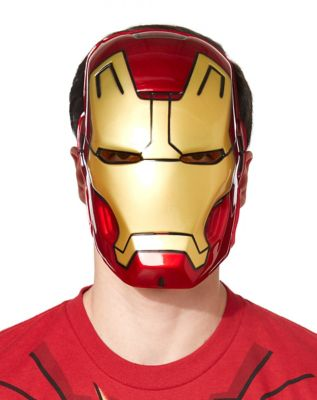 iron man mask for cosplay