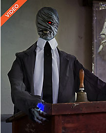 7 Ft Boogie Man Animatronics - Decorations