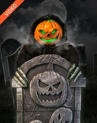 Pumpkin Guardian Grave