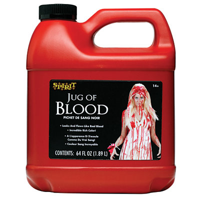 Fake Blood - Half Gallon