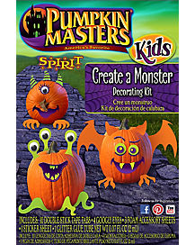 Kids Create a Monster Decorating Kit