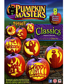 Classics Pattern Pumpkin Carving Book