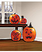 Foam Decorating Pumpkin Kit