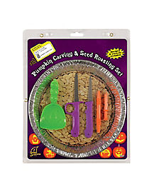 Pumpkin Carve and Seed Kit