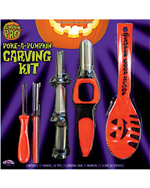 Poke a Pumpkin Carving Kit