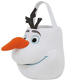 Plush Olaf Treat Bucket - Frozen