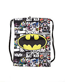 Batman Comic Cinch Bag - DC Comics