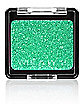 Glitter Green Eyeshadow Makeup