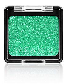 Glitter Green Eyeshadow Makeup