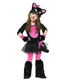 Toddler Miss Kitty Costume