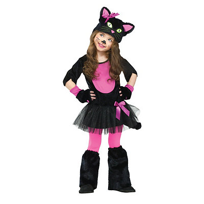 Miss Kitty Toddler Costume