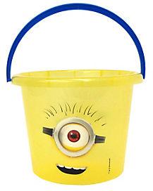 Minion Treat Bucket
