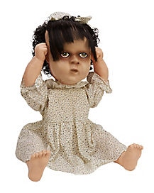 15 in Animated Face Off Baby Doll - Decorations