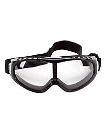 Black Military Goggles