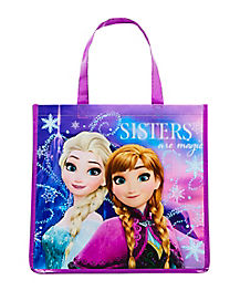 Anna and Elsa Treat Bag - Frozen