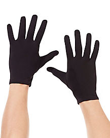 Black Male Gloves