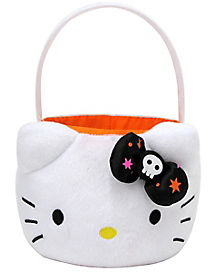 Plush Hello Kitty Treat Bucket - Hello Kitty