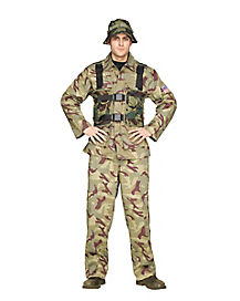 Adult Delta Force Costume