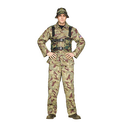 Delta Force Adult Mens Costume