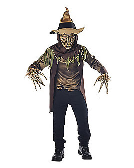 Kids Creepy Scarecrow Costume