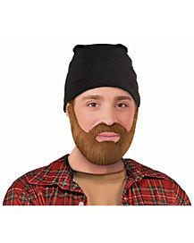 Lumberjack Beard and Mustache